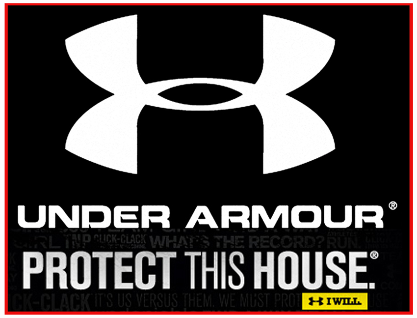 Under Armour Protect this House